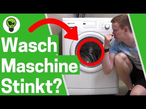 Sehr Waschmaschine stinkt? ✅ ULTIMATIVE LÖSUNG: Waschmaschine reinigen GT58