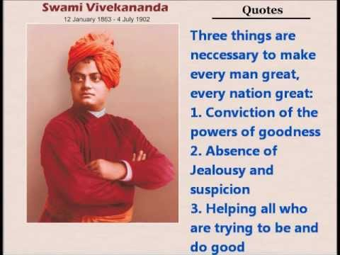 Swami Vivekananda Boosting Quotes Youtube