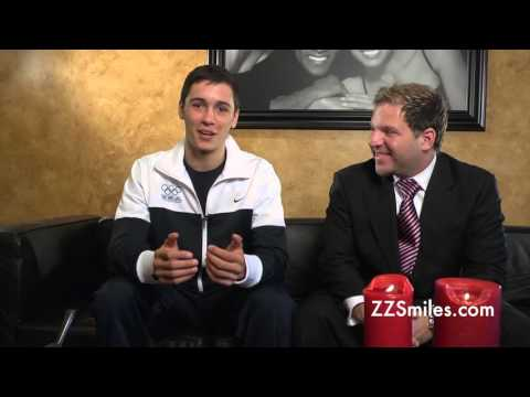 Invisalign Review , Olympic Boxer , from Chicago Dentist Dr. Zack Zaibak