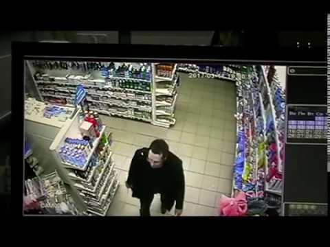 Осторожно магазинный ВОР в Житомире