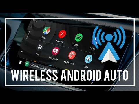 Wireless Android Auto | How to