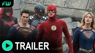 CRISIS ON INFINITE EARTHS All Promo Teasers   The Flash, Arrow, Supergirl, Batwoman, Legends