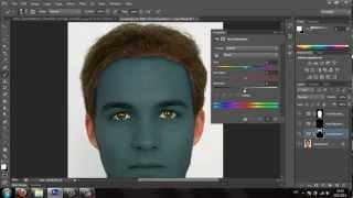 Photoshop CS6 Tutorial: Na