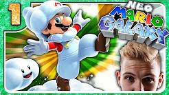 Neo Mario Galaxy