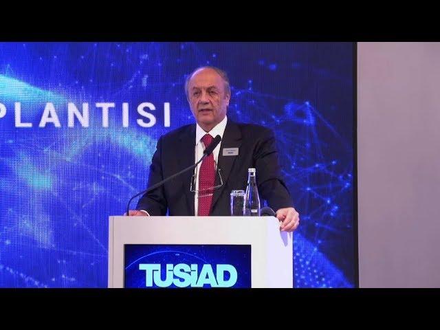 TÜSİAD YİK Başkanı Tuncay Özilhan - TÜSİAD 48. Olağan Genel Kurul Toplantısı Açılış Konuşması