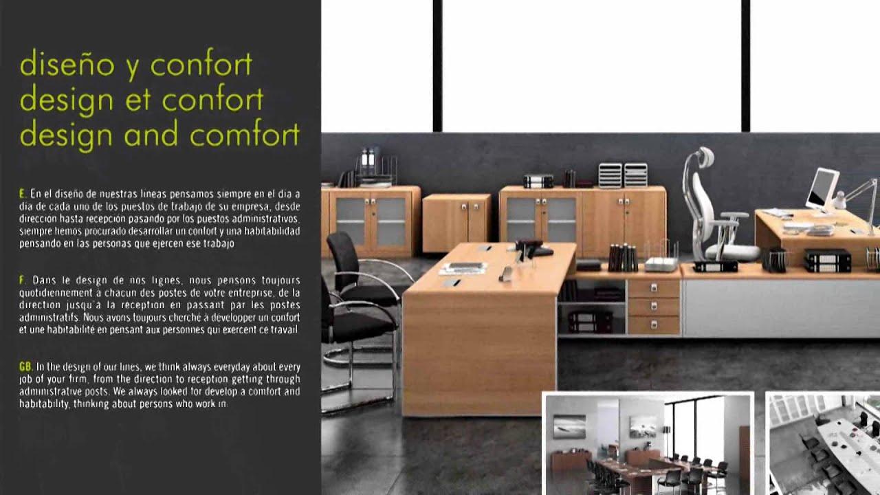 Mobiliario de oficina j gorbe presentaci n de la empresa for Empresas de mobiliario de oficina
