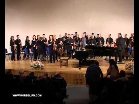 Концерт Государственного Камерного Оркестра Армении