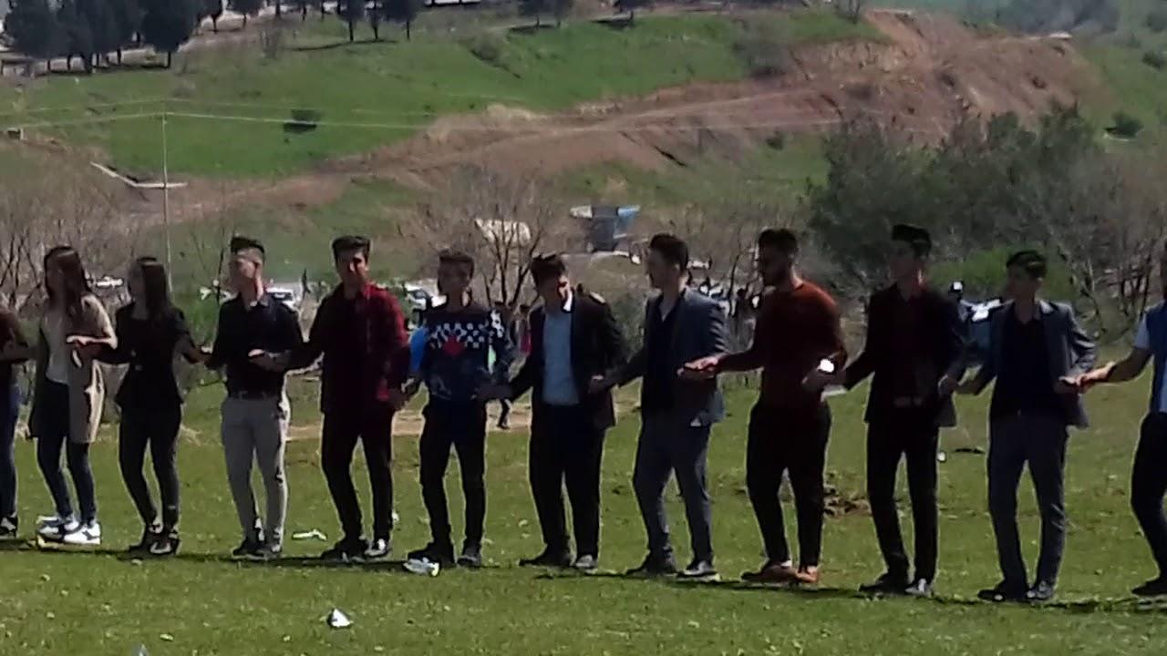 حفله عداديه سريشكه في اتروش - YouTube