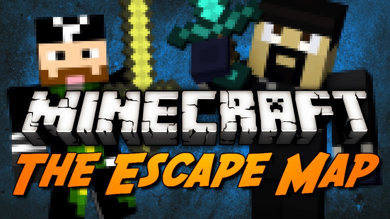 Minecraft Maps - The Escape w/ CavemanFilms! (Adventure Map) on minecraft let's play youtube, minecraft parkour maps youtube, minecraft squid with stampy adventure map, minecraft pyramid adventure texture pack, minecraft penguin youtube, minecraft hunger games youtube, minecraft adventure mod, minecraft skyrim adventure map, minecraft xbox 360 maps youtube, minecraft egypt adventure map, minecraft horror maps youtube,