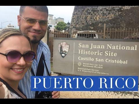 Puerto Rico Castillo San Cristóbal Fort | Cruise Tour Vlog day 5