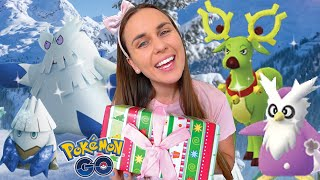 ABSOLUTE MADNESS! Shiny Snover, Stantler & Huge New Holiday Event Coming to Pokémon GO