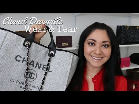 Chanel Deauville Wear & Tear | Minks4All