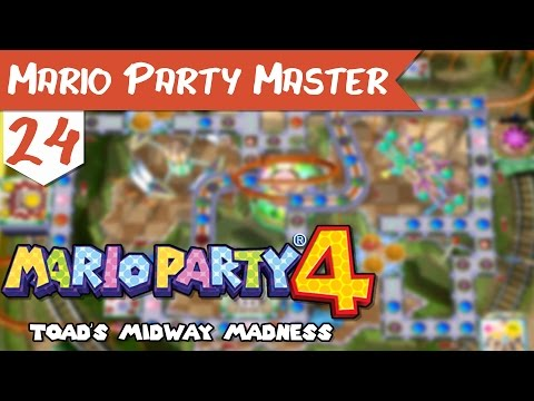"""Mario Party Master 