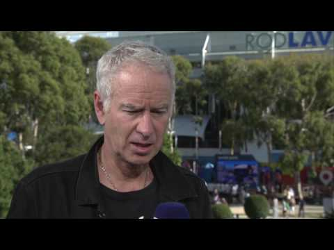 John McEnroe Interview