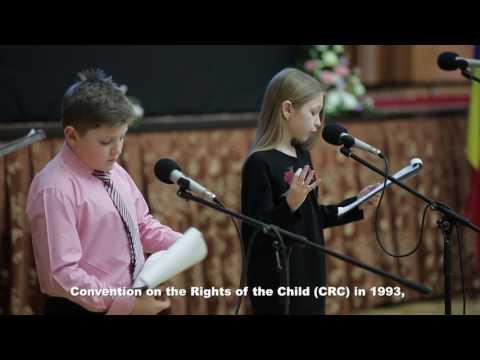 UNICEF 70th Anniversary Event In Chisinau, Moldova