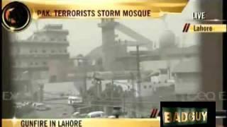 Live Terrorist Attacks on Ahmadiyya Muslim Mosques 28th May - Lahore - Pakistan