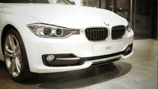 The 2012 New BMW 3 Series review - in 3 minutes (OK, OK...3:11).