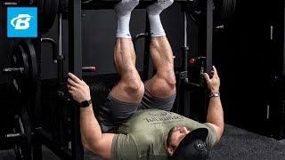Big Pump Leg Workout for Mass | Regan Grimes