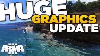 HUGE Graphics Update |Showcasing ARMA 3 –1.60