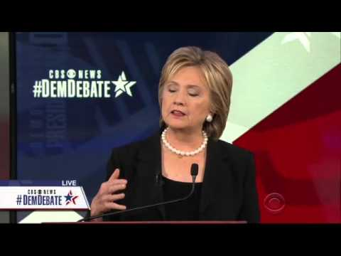 Hillary Clinton would have Congress vote AUMF
