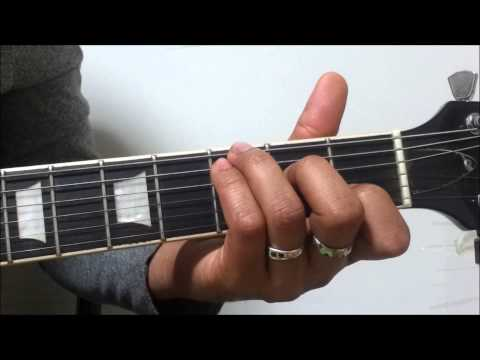 Asela With Sinhala Guitar Lesson 18 chord changing exercise ...