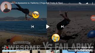 awesome people vs failarm