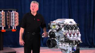 """Refined Horsepower"" Describes Chevrolet Performance's Supercharged LSA Engine"