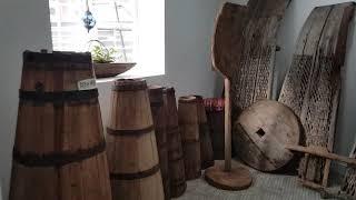 평창겨울여행 코스 - 허브나라농원, 무이예술관, 밀브릿…