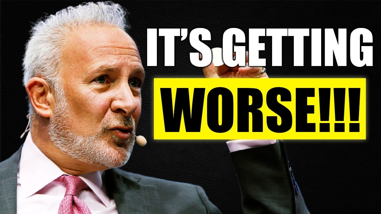 """""""2022 Is Going To Be Much Worse"""" - Peter Schiff Interview on the Current Economy & Inflation"""