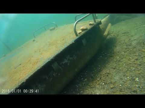 Lake Phoenix Camera Test Dive