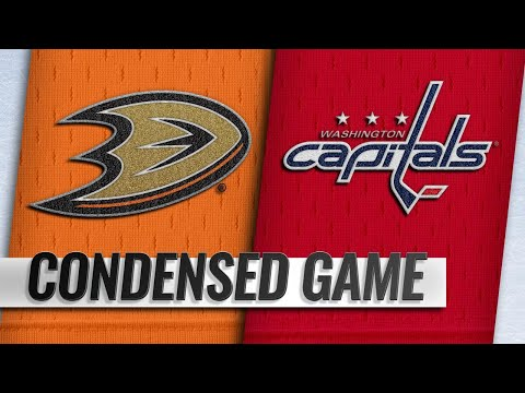 12/02/18 Condensed Game: Ducks @ Capitals