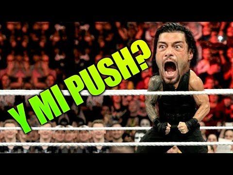 QUE SAD! Roman Reigns PIERDE Los Royal Rumble WWE - Komiload1