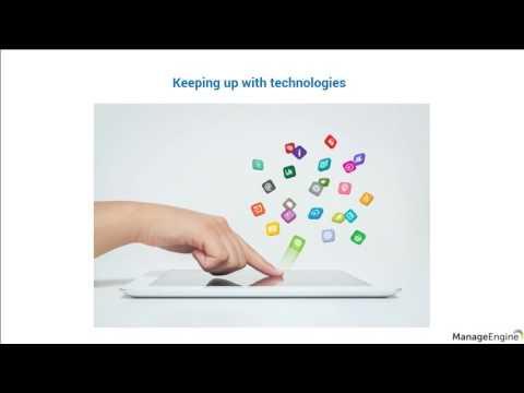 Webinar: Enterprise mobility management for the mobile-first world.