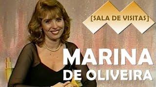 [ENTREVISTA] Conexão Gospel - Sala de Visitas com Marina de Oliveira (1996)