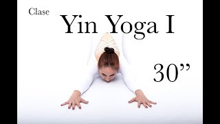 Yin Yoga Una semana -duración 30\