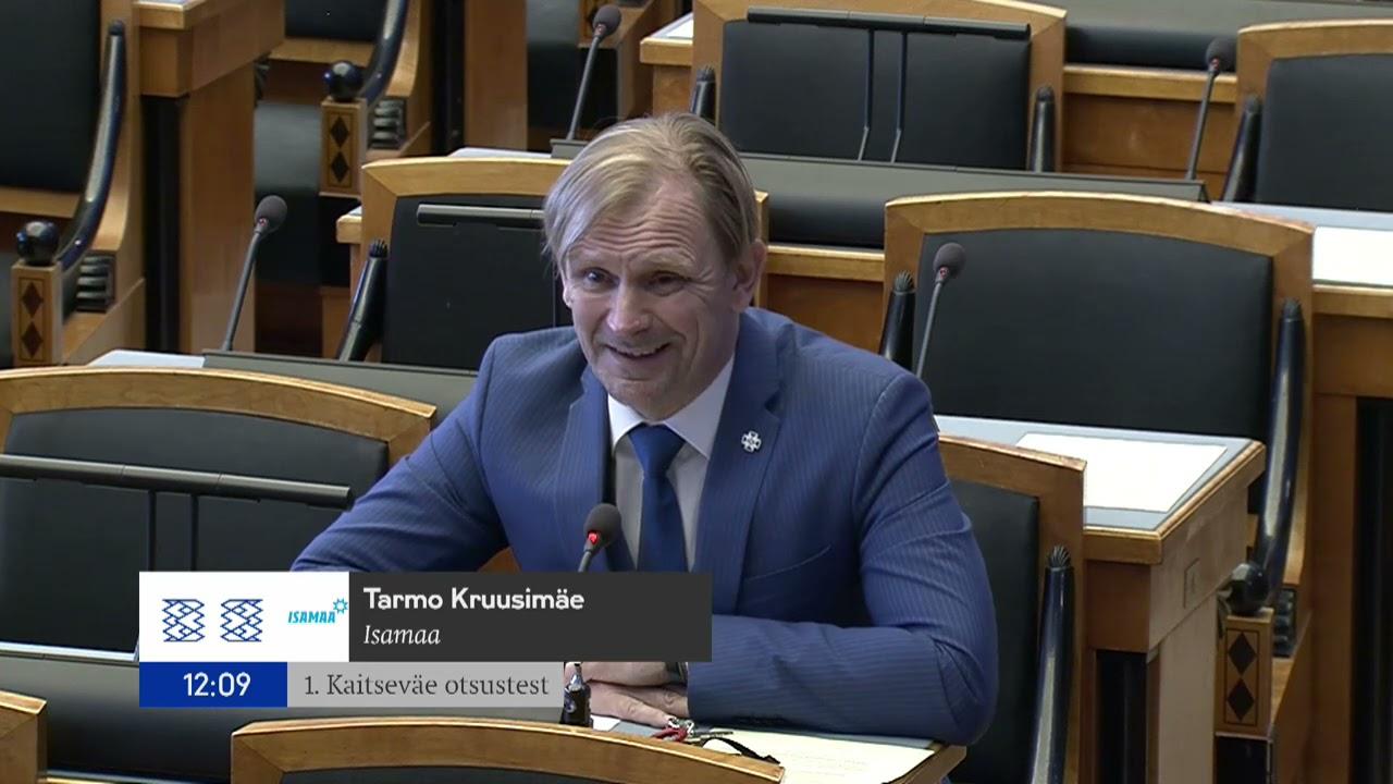 Riigikogu infotund, 12. mai 2021