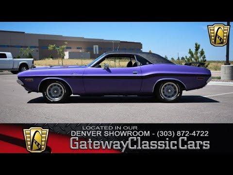 1970 Dodge Challenger - Denver Showroom #351 Gateway Classic Cars