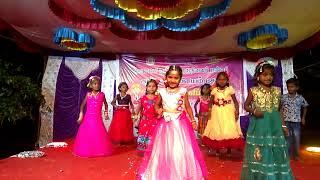 Megam karukuthu Dance pums ayyampalayam pudur Annualday celebration 2018