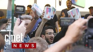 Apple iPhone X hits stores, tech giants face US Congress