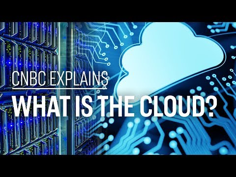 What is the cloud? | CNBC Explains