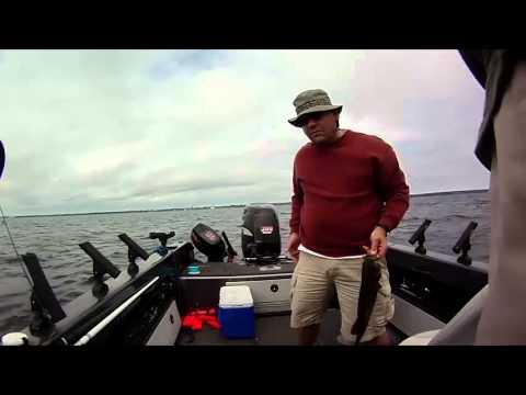 Little Bay de Noc Walleye 7-27-2012