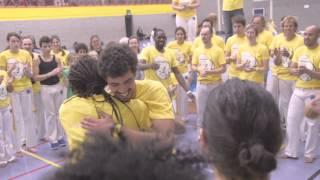 Grupo Ginga da Alma - Capoeira Festival Florescer 2015