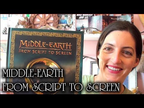 32. Middle-earth From Script to Screen