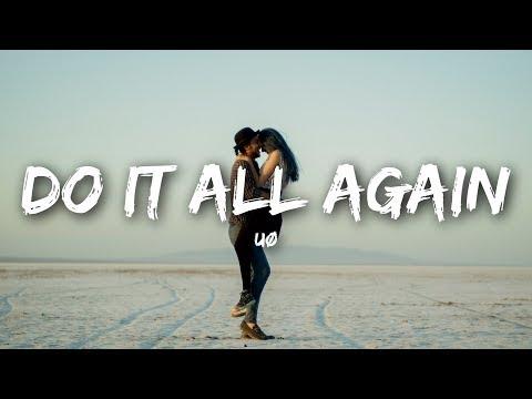 UØ - Do It All Again (Lyrics)