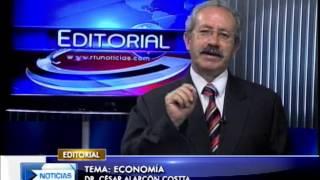 Editorial RTU Noticias 09/01/2013 Tema: Economía
