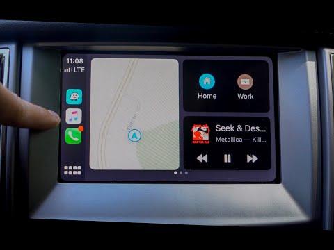 NEW Apple CarPlay for iOS 13!