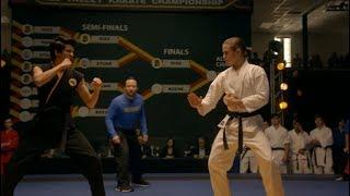 Cobra Kai - Final Fight Scene | Miguel vs Robby