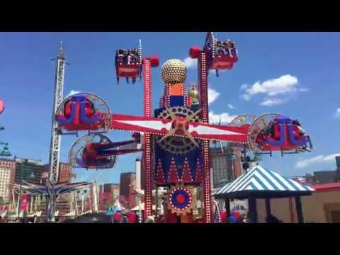 Luna park Coney Island 2019
