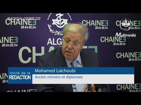 Mohamed Laïchoubi Ancien ministre et diplomate