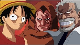 """¿Qué representa La """"D"""" en One Piece?"""